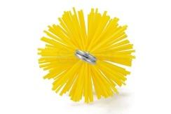 Щетка пластиковая для чистки дымохода Savent 100 мм. Фото 3