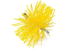 Savent 220 mm plastic brush for chimney cleaning. Фото 3
