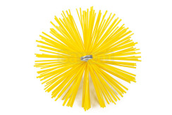 Savent 220 mm plastic brush for chimney cleaning. Фото 4