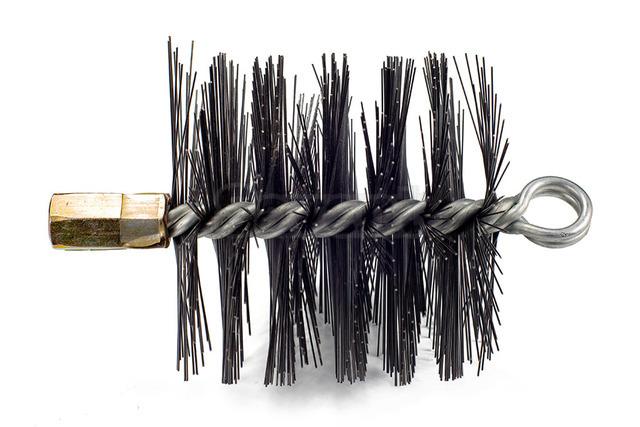Щітка металева для чищення димоходу Savent 100 мм