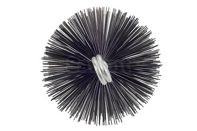 Щетка металлическая для чистки дымохода Savent 110 мм. Фото 5