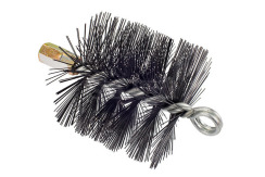 Savent 110 mm metal brush for chimney cleaning