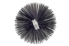 Savent 110 mm metal brush for chimney cleaning. Фото 5