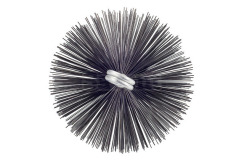 Savent 120 mm metal brush for chimney cleaning. Фото 2