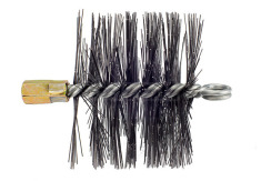 Savent 130 mm metal brush for chimney cleaning