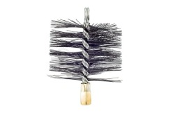 Savent 130 mm metal brush for chimney cleaning. Фото 5