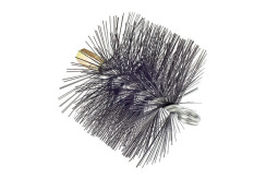 Savent 150 mm metal brush for chimney cleaning. Фото 5