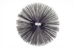 Savent 180 mm metal brush for chimney cleaning. Фото 3