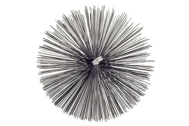 Щетка металлическая для чистки дымохода Savent 250 мм. Фото 3
