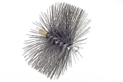 Savent 250 mm metal brush for chimney cleaning. Фото 2