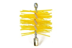 Savent 120 mm plastic brush for chimney cleaning