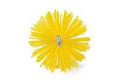 Savent 120 mm plastic brush for chimney cleaning. Фото 3