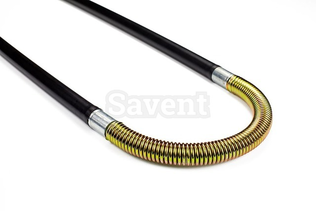 Savent flexible adapter (spring) for chimney cleaning. Фото 6