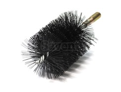 Savent 60 mm metal brush for cleaning boiler heat exchanger and pipes. Фото 3
