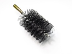 Savent 70 mm metal brush for cleaning boiler heat exchanger and pipes. Фото 3