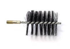 Savent 90 mm metal brush for cleaning boiler heat exchanger and pipes