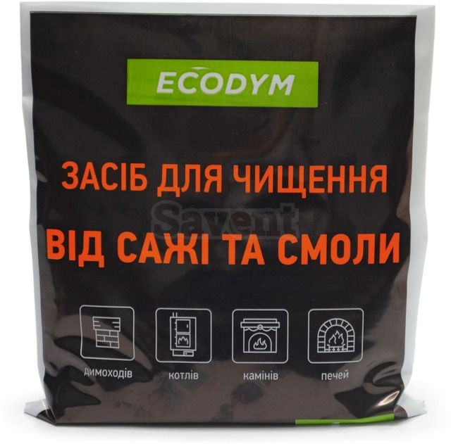 Засіб Ecodym для чищення димоходу 1 кг. Фото 2